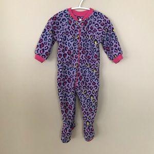 💥4/$20 (CHILDRENS) PLACE animal print pyjamas